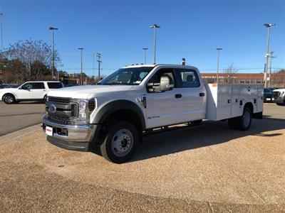 2019 Ford F-550 Crew Cab DRW 4x4, Knapheide Steel Service Body #NG79489 - photo 4