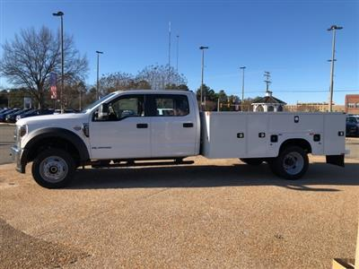 2019 Ford F-550 Crew Cab DRW 4x4, Knapheide Steel Service Body #NG79489 - photo 5