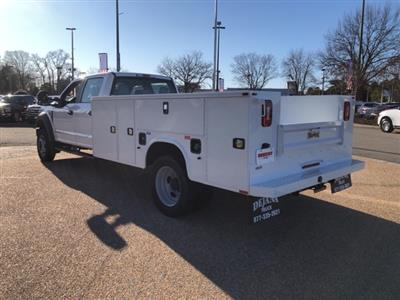 2019 Ford F-550 Crew Cab DRW 4x4, Knapheide Steel Service Body #NG79489 - photo 6