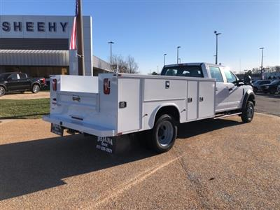 2019 Ford F-550 Crew Cab DRW 4x4, Knapheide Steel Service Body #NG79489 - photo 2