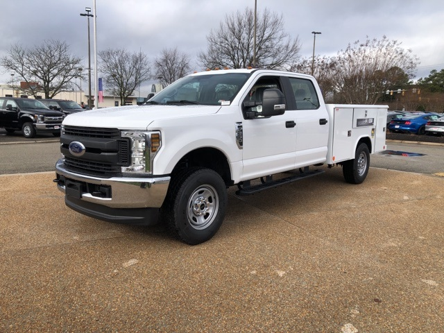 2019 F-350 Crew Cab 4x4, Reading Service Body #NG79780 - photo 1