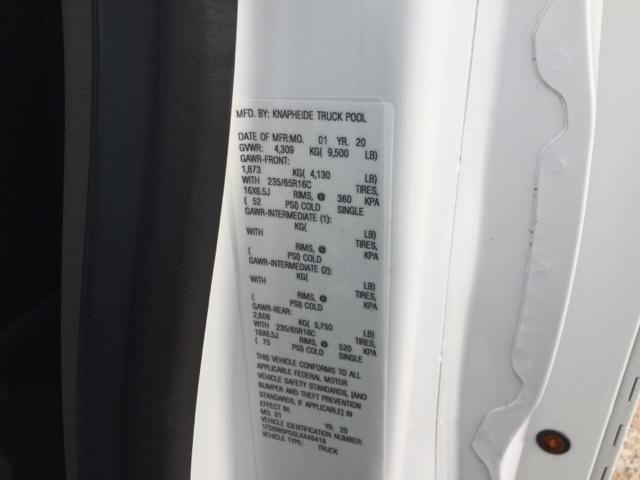 2020 Ford Transit 350 RWD, Knapheide KUV Service Utility Van #NKA46418 - photo 14