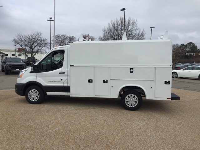 2020 Ford Transit 350 RWD, Knapheide KUV Service Utility Van #NKA46418 - photo 5