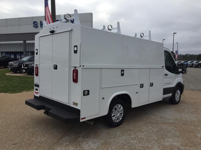 2020 Ford Transit 350 RWD, Knapheide KUV Service Utility Van #NKA46418 - photo 2