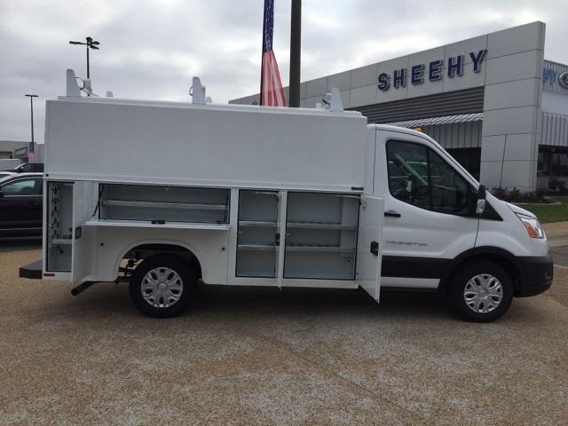 2020 Ford Transit 350 RWD, Knapheide KUV Service Utility Van #NKA46418 - photo 9