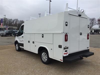 2020 Ford Transit 350 RWD, Knapheide KUV Service Utility Van #NKA46418 - photo 6