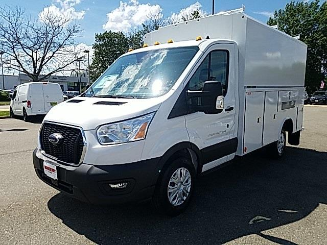 2020 Ford Transit 350 RWD, Reading Aluminum CSV Service Utility Van #NKA51983 - photo 4