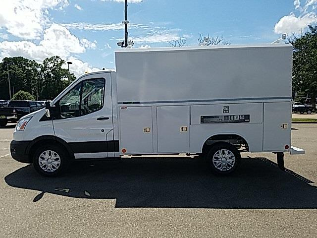 2020 Ford Transit 350 RWD, Reading Aluminum CSV Service Utility Van #NKA51983 - photo 5