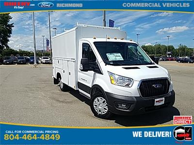 2020 Ford Transit 350 RWD, Reading Aluminum CSV Service Utility Van #NKA51983 - photo 1