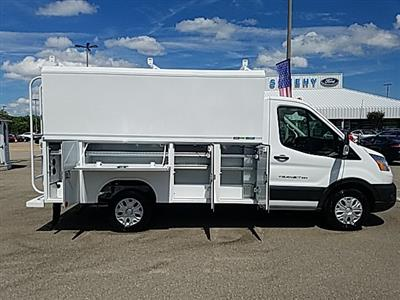 2020 Ford Transit 350 RWD, Reading Aluminum CSV Service Utility Van #NKA51983 - photo 19