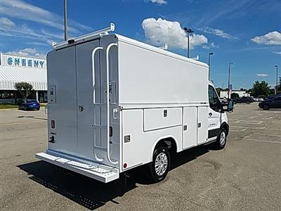 2020 Ford Transit 350 RWD, Reading Aluminum CSV Service Utility Van #NKA51983 - photo 2