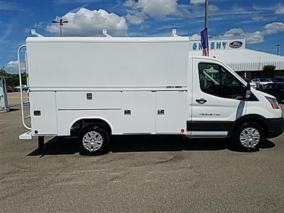 2020 Ford Transit 350 RWD, Reading Aluminum CSV Service Utility Van #NKA51983 - photo 8