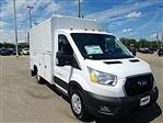 2020 Ford Transit 350 RWD, Reading Aluminum CSV Service Utility Van #NKA51983 - photo 9