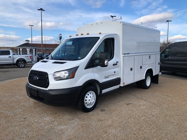 2019 Transit 350 HD DRW 4x2,  Reading Aluminum CSV Service Utility Van #NKA67068 - photo 4