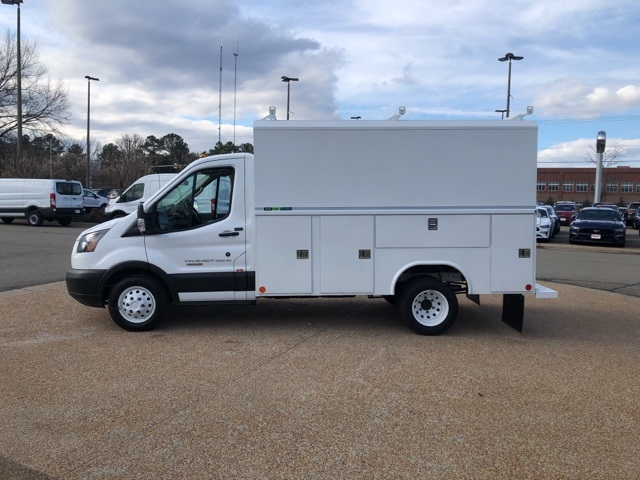 2019 Transit 350 HD DRW 4x2,  Reading Aluminum CSV Service Utility Van #NKA67068 - photo 5