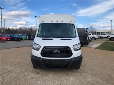 2019 Transit 350 HD DRW 4x2,  Reading Aluminum CSV Service Utility Van #NKA67068 - photo 3