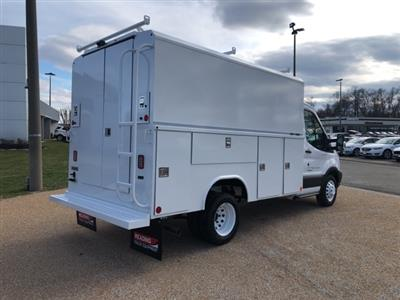 2019 Transit 350 HD DRW 4x2,  Reading Aluminum CSV Service Utility Van #NKA67068 - photo 2