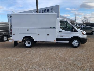 2019 Transit 350 HD DRW 4x2,  Reading Aluminum CSV Service Utility Van #NKA67068 - photo 8