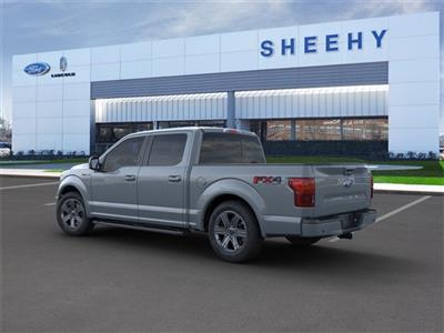 2020 F-150 SuperCrew Cab 4x4, Pickup #NKD59710 - photo 2