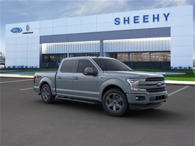 2020 F-150 SuperCrew Cab 4x4, Pickup #NKD59710 - photo 7