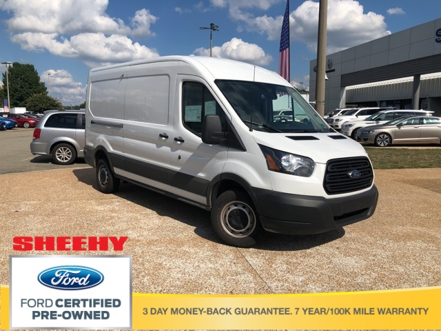 2019 Transit 250 Med Roof 4x2,  Empty Cargo Van #NP8824 - photo 1