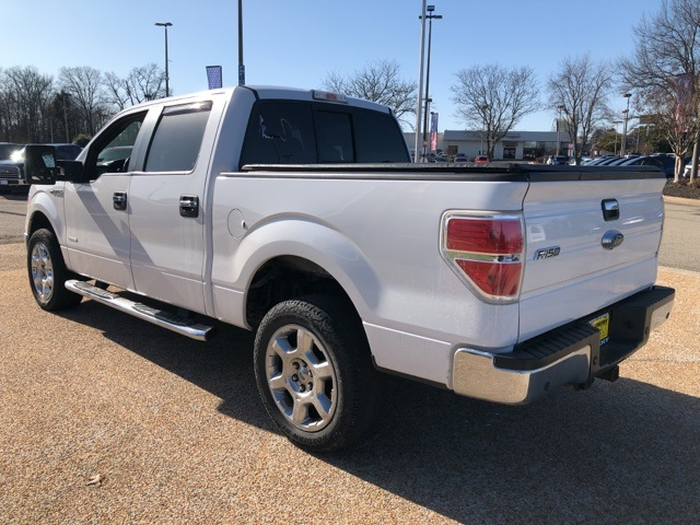 2014 F-150 SuperCrew Cab 4x4, Pickup #NP8947 - photo 2