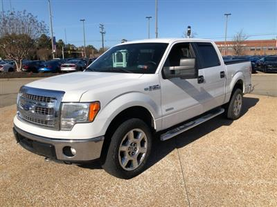 2014 F-150 SuperCrew Cab 4x4, Pickup #NP8947 - photo 4