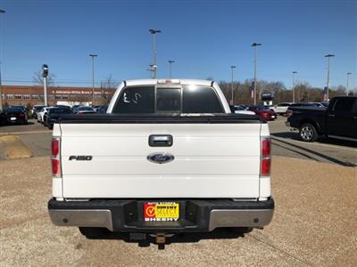 2014 F-150 SuperCrew Cab 4x4, Pickup #NP8947 - photo 6