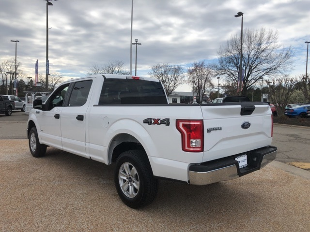 2017 F-150 SuperCrew Cab 4x4, Pickup #NP8965 - photo 7