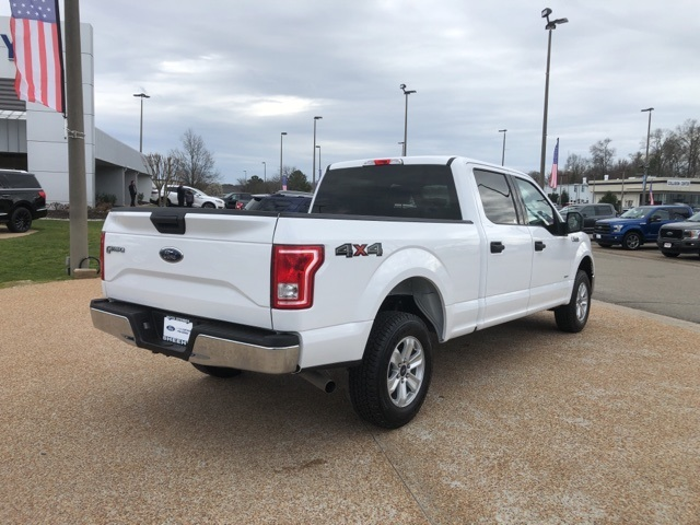 2017 F-150 SuperCrew Cab 4x4, Pickup #NP8965 - photo 2