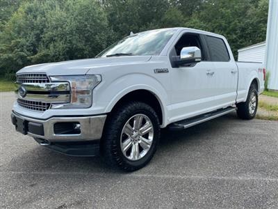 2018 Ford F-150 SuperCrew Cab 4x4, Pickup #NP9059 - photo 3