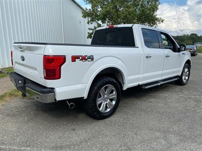 2018 Ford F-150 SuperCrew Cab 4x4, Pickup #NP9059 - photo 2