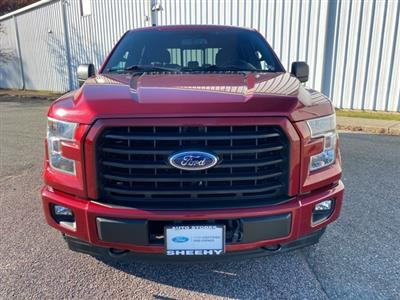 2017 Ford F-150 SuperCrew Cab 4x4, Pickup #NP9087 - photo 3