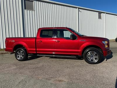 2017 Ford F-150 SuperCrew Cab 4x4, Pickup #NP9087 - photo 4