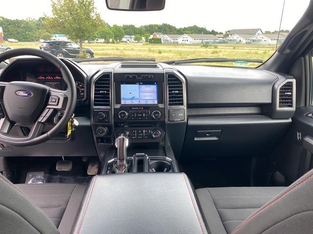 2018 Ford F-150 SuperCrew Cab 4x4, Pickup #NP9151 - photo 18