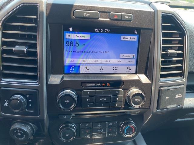 2018 Ford F-150 SuperCrew Cab 4x4, Pickup #NP9152 - photo 11