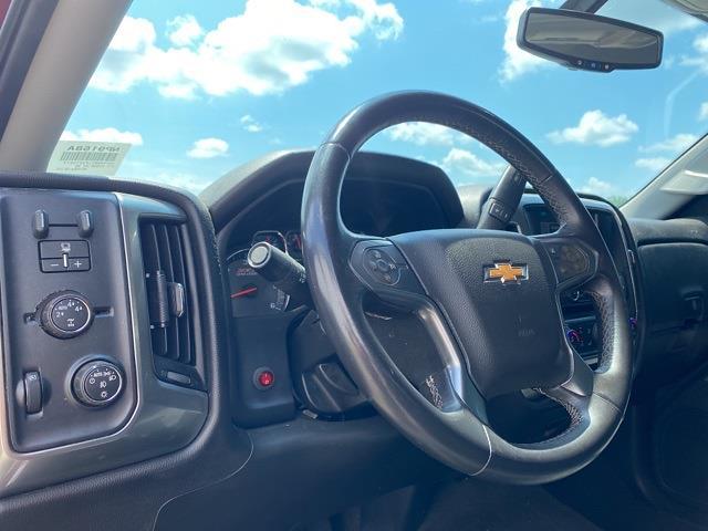 2015 Chevrolet Silverado 1500 Double Cab 4x4, Pickup #NP9158A - photo 11