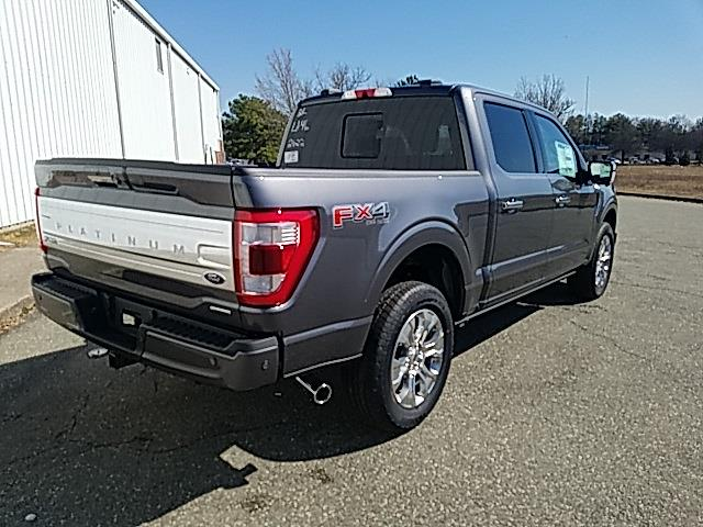 2021 Ford F-150 SuperCrew Cab 4x4, Pickup #NB02622 - photo 2