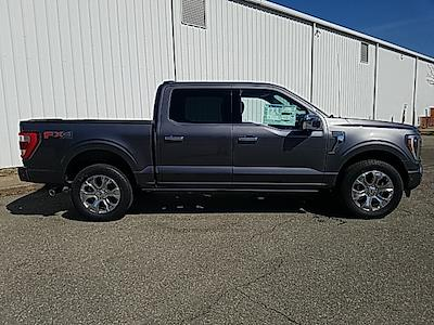 2021 Ford F-150 SuperCrew Cab 4x4, Pickup #NB02622 - photo 3