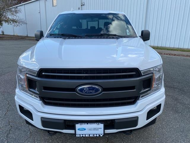 2018 Ford F-150 SuperCrew Cab 4x4, Pickup #NVCP149 - photo 4