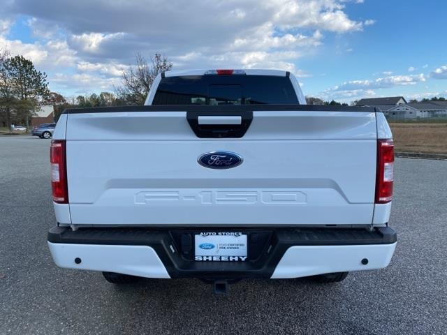 2018 Ford F-150 SuperCrew Cab 4x4, Pickup #NVCP149 - photo 8