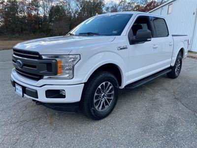 2018 Ford F-150 SuperCrew Cab 4x4, Pickup #NVCP149 - photo 3