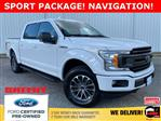 2018 Ford F-150 SuperCrew Cab 4x4, Pickup #NVCP149 - photo 1