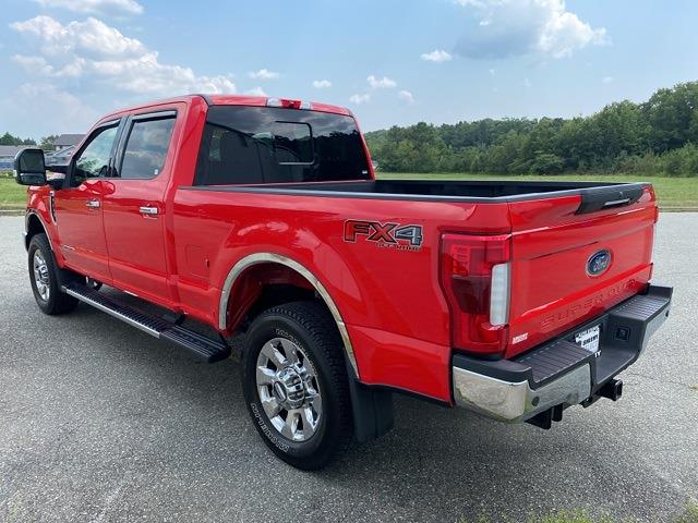 2019 Ford F-350 Crew Cab 4x4, Pickup #NVG7791A - photo 12