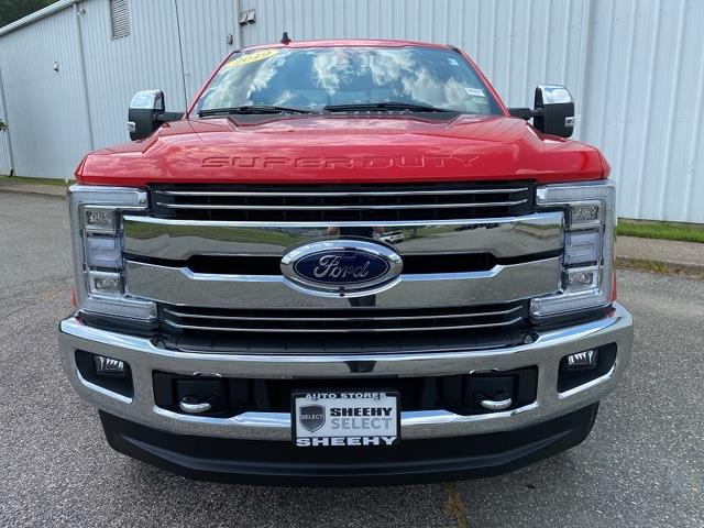 2019 Ford F-350 Crew Cab 4x4, Pickup #NVG7791A - photo 4