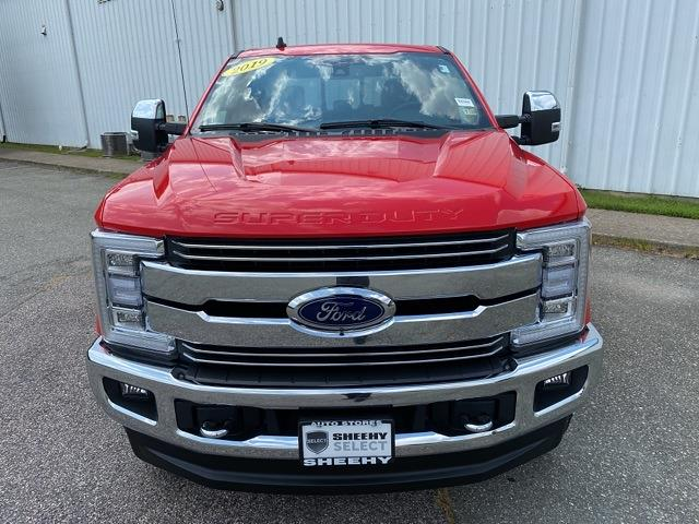 2019 Ford F-350 Crew Cab 4x4, Pickup #NVG7791A - photo 3