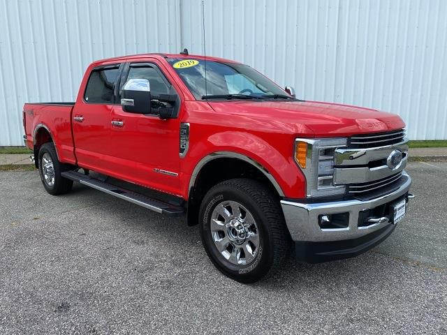 2019 Ford F-350 Crew Cab 4x4, Pickup #NVG7791A - photo 6