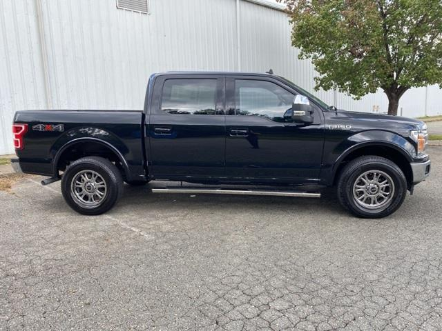 2019 Ford F-150 SuperCrew Cab 4x4, Pickup #NVJ4539B - photo 5