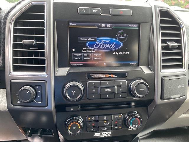 2015 Ford F-150 SuperCrew Cab 4x4, Pickup #NVW1254B - photo 16