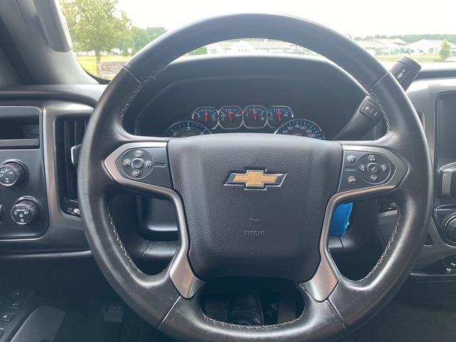 2014 Chevrolet Silverado 1500 Double Cab 4x4, Pickup #NZ9208 - photo 27